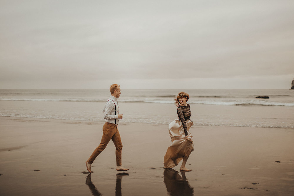 Cape Kiwanda - Elopement - Oregon - Wedding Photographer - Pat Cori Photography-74.jpg