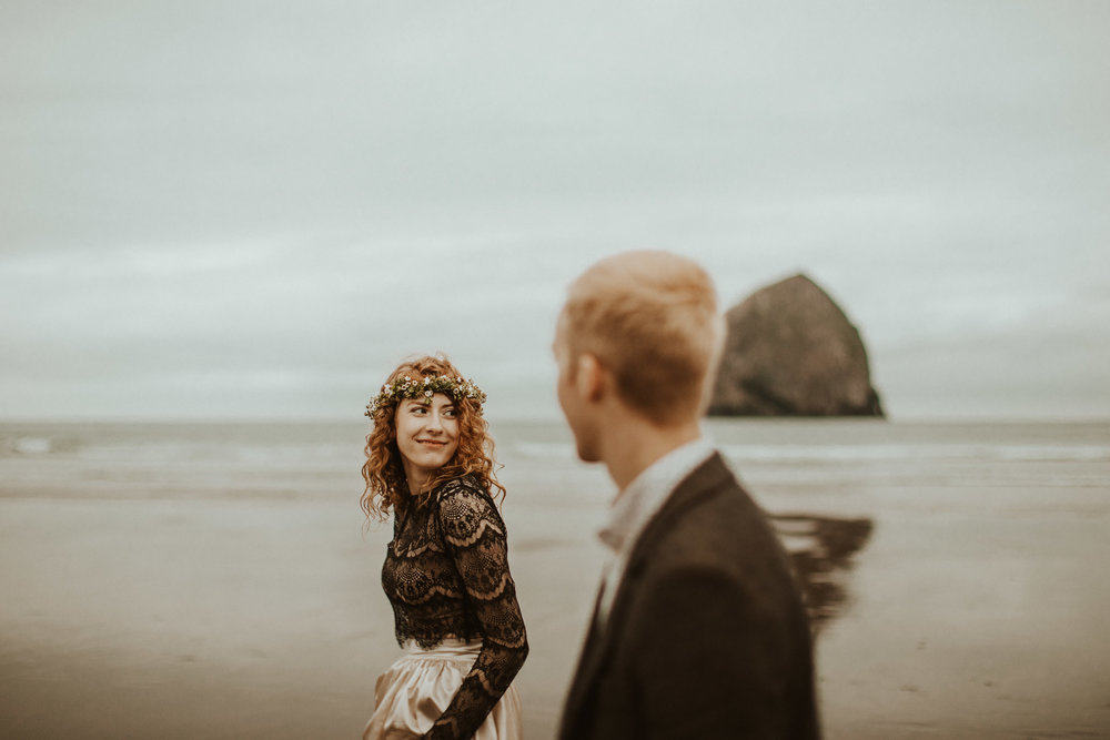 Cape Kiwanda - Elopement - Oregon - Wedding Photographer - Pat Cori Photography-93.jpg