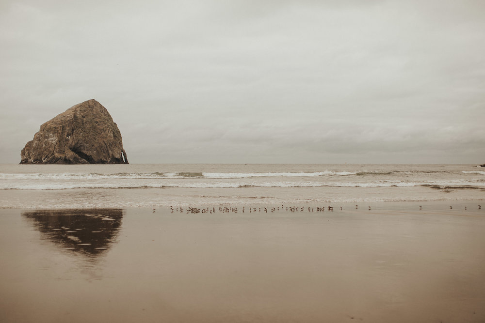 Cape Kiwanda - Elopement - Oregon - Wedding Photographer - Pat Cori Photography - 01.jpg