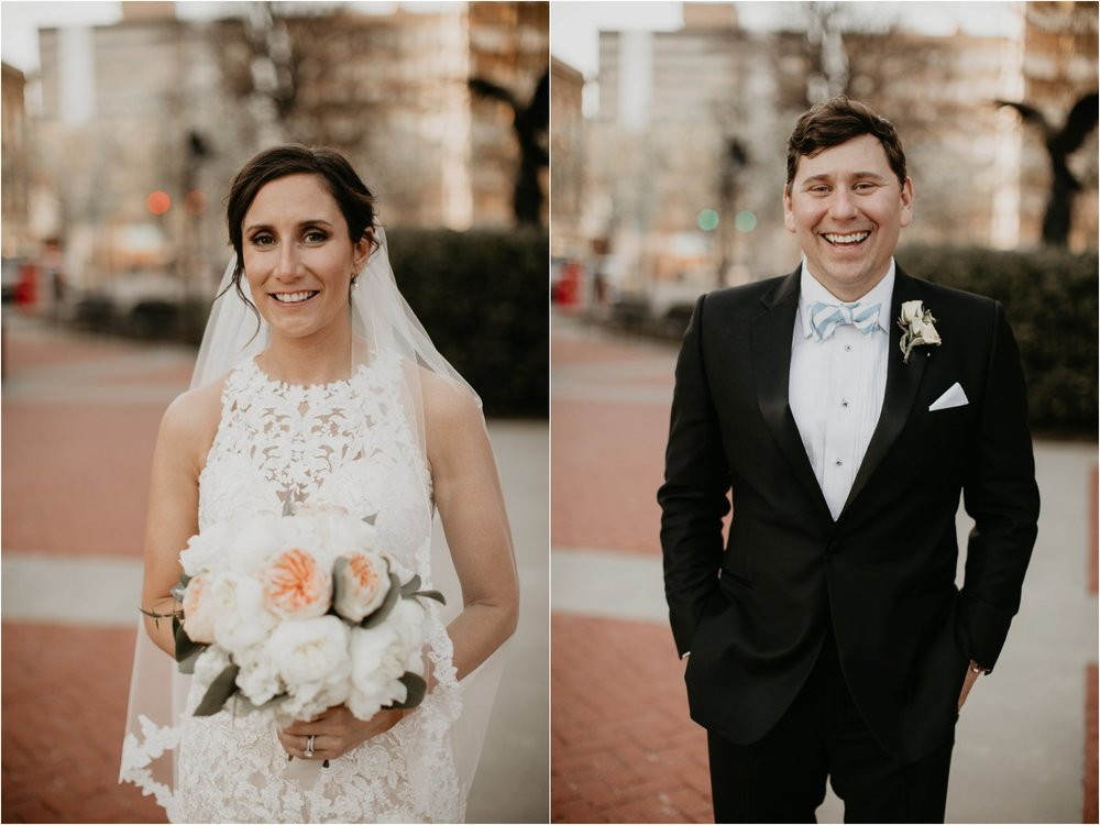Patrick Henry Ballroom - Weddings - Virginia Wedding Photographer - Pat Cori Photography