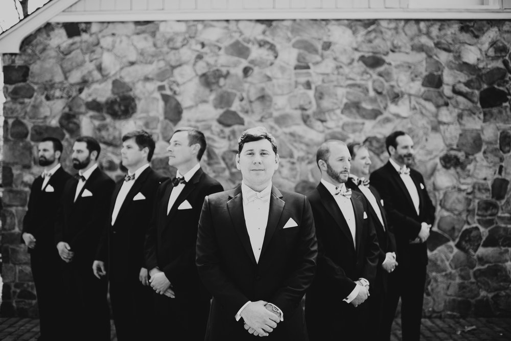 Patrick Henry Ballroom - Weddings - Virginia Wedding Photographe