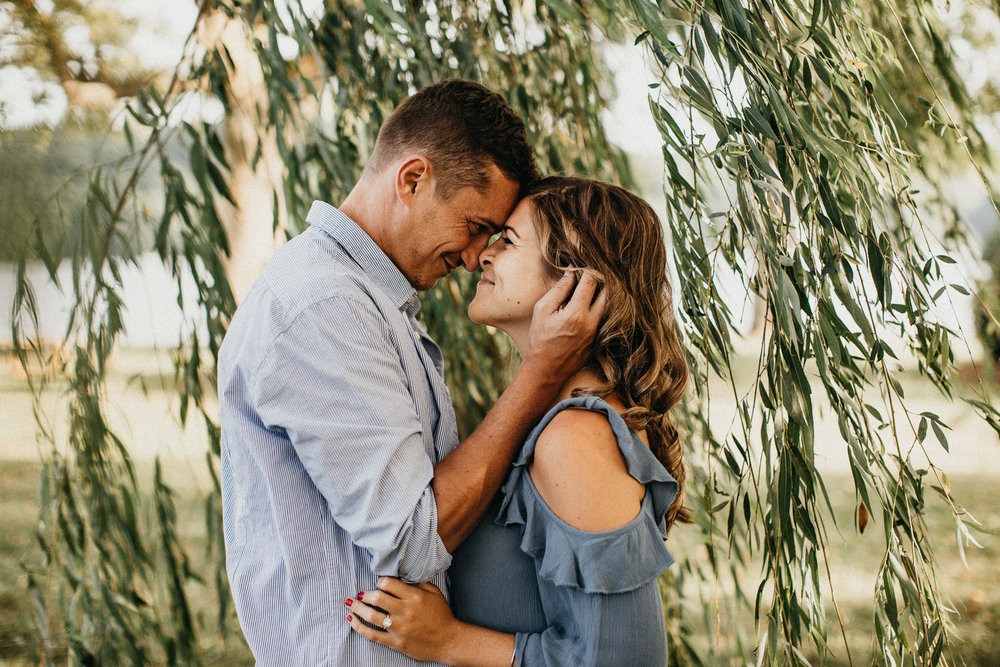 Claytor Lake State Park - Engagement portraits - Virginia wedding photographer - Pat Cori Photography-9.jpg