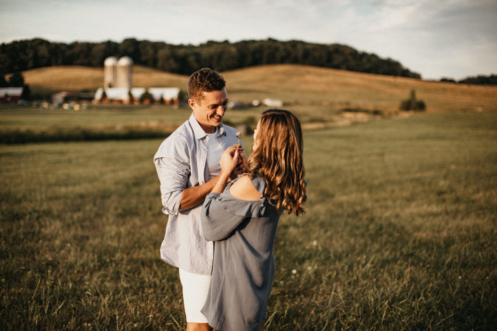 Claytor Lake State Park - Engagement portraits - Virginia wedding photographer - Pat Cori Photography-35.jpg