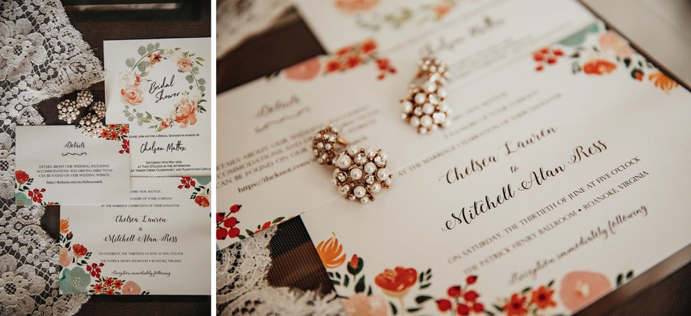 Wedding invitations ideas - Wedding details