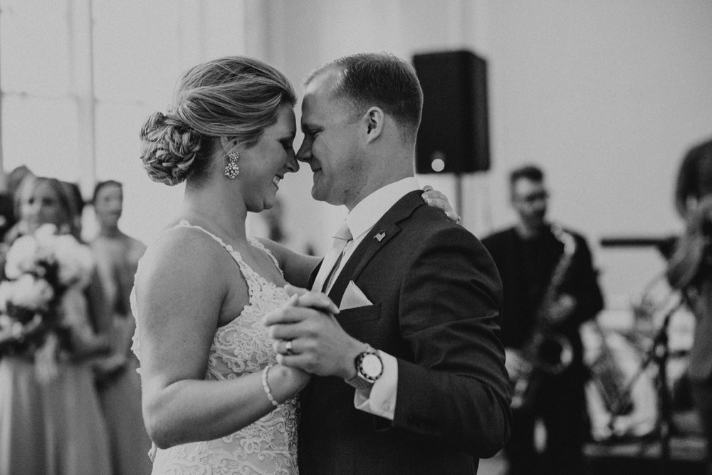 Patrick Henry Ballroom - First Dance - Pat Cori Photography