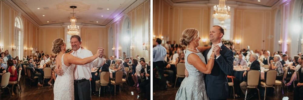 Patrick Henry Ballroom - First dances - Pat Cori Photography
