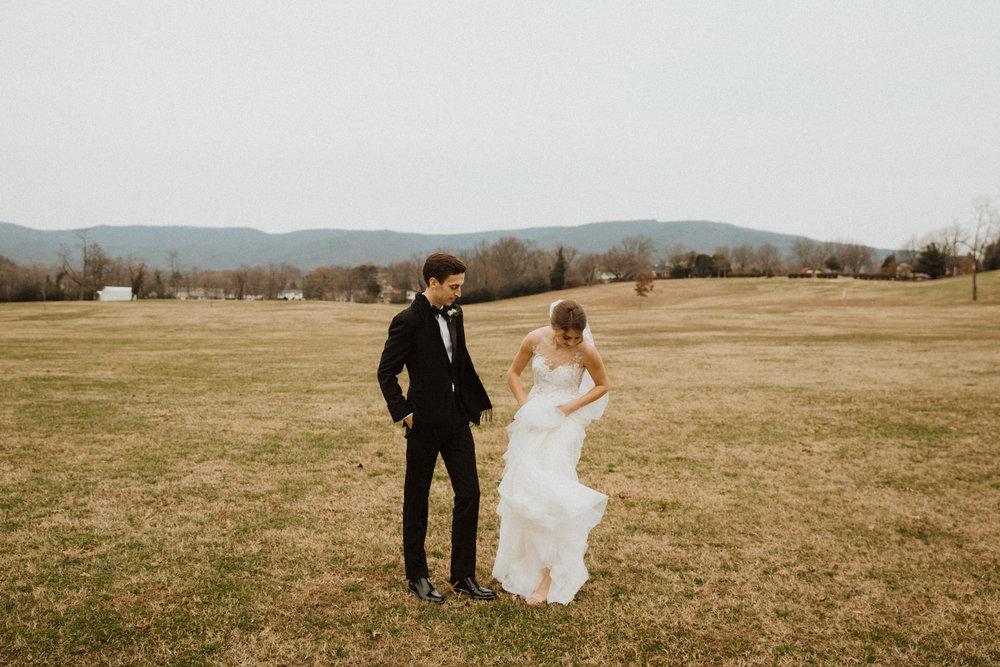 Virginia Elopements & Wedding Photographer - Pat Cori
