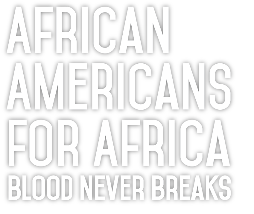 African Americans for Africa