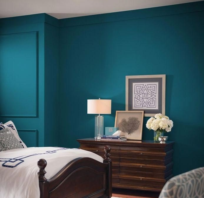 Some are calling it the new twist on Navy... - ...bringing a sense of comfort but also a color that is bold and adventurous.