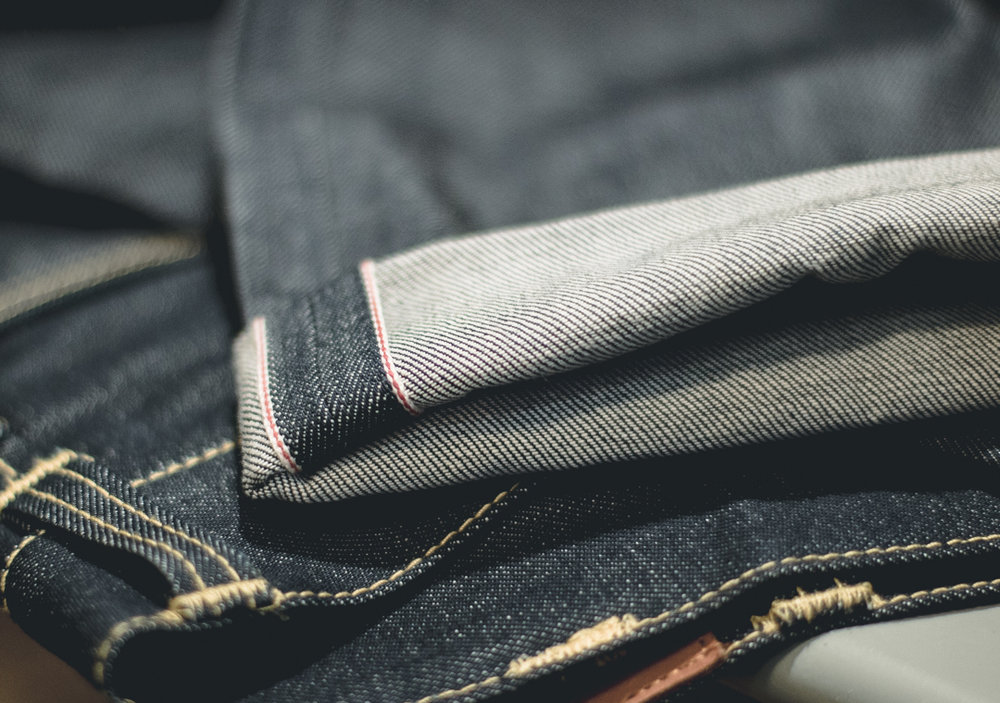 Selvedge Raw Denim The Pike Brothers