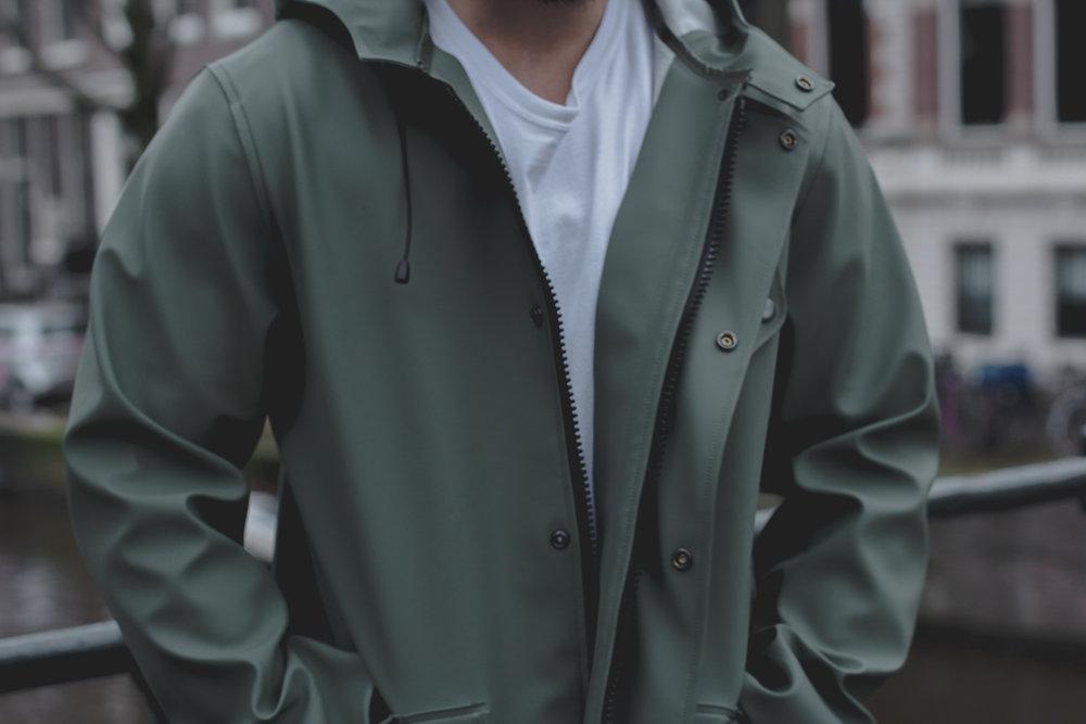 classic fisherman's coat the pike brothers company