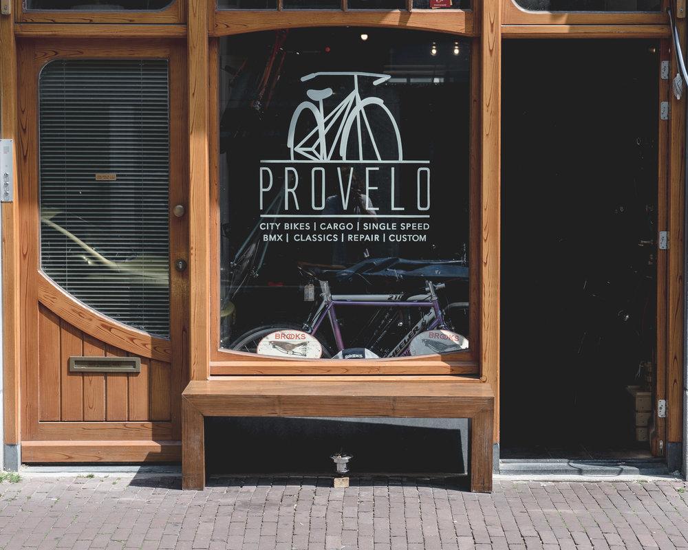 ProVelo Amsterdam :: Custom bikes, classics