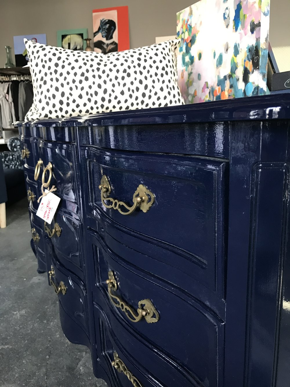 CUSTOM FURNITURE  Can't find what you are looking for? We can custom build the perfect piece to complete your space. Let us know what you are looking for and how we can help you create it!
