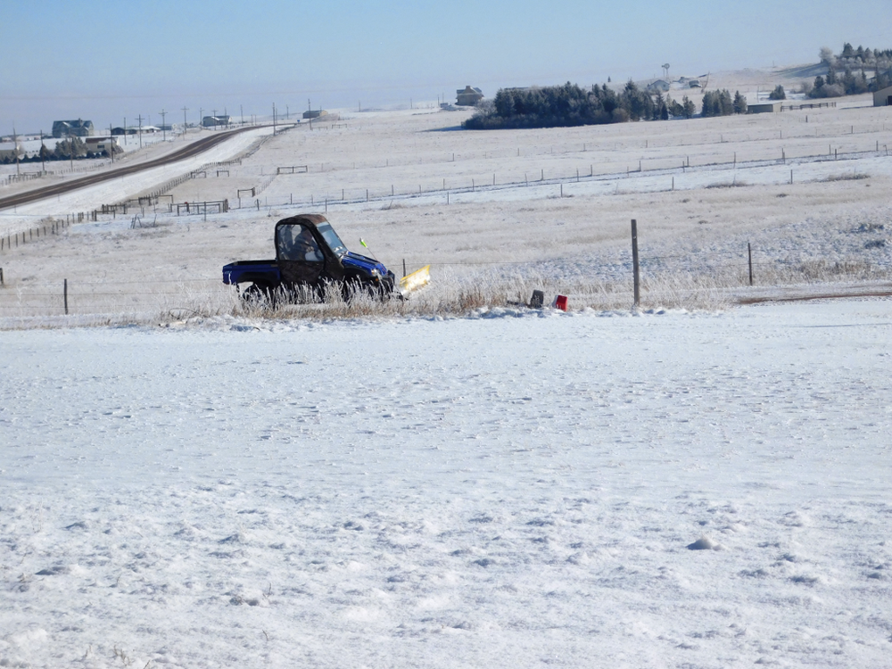 How do you see your community? Our rural community is all about helping one another.   There's always a neighbor ready to plow the road and even the driveways for folks who can't do the job themselves.
