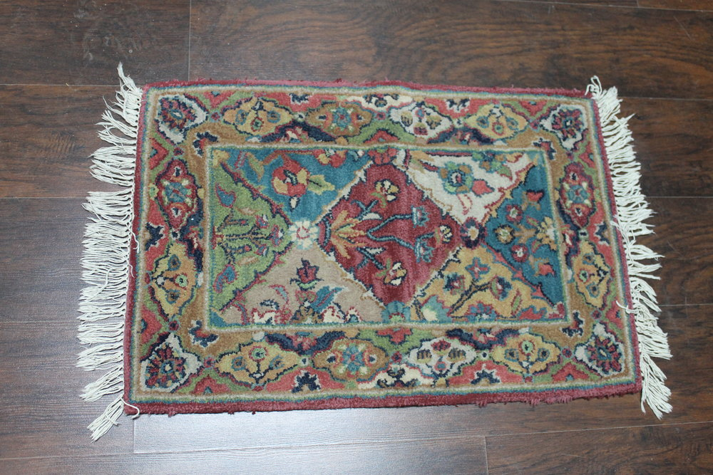 Rock: Colorful Moroccan Style Rug
