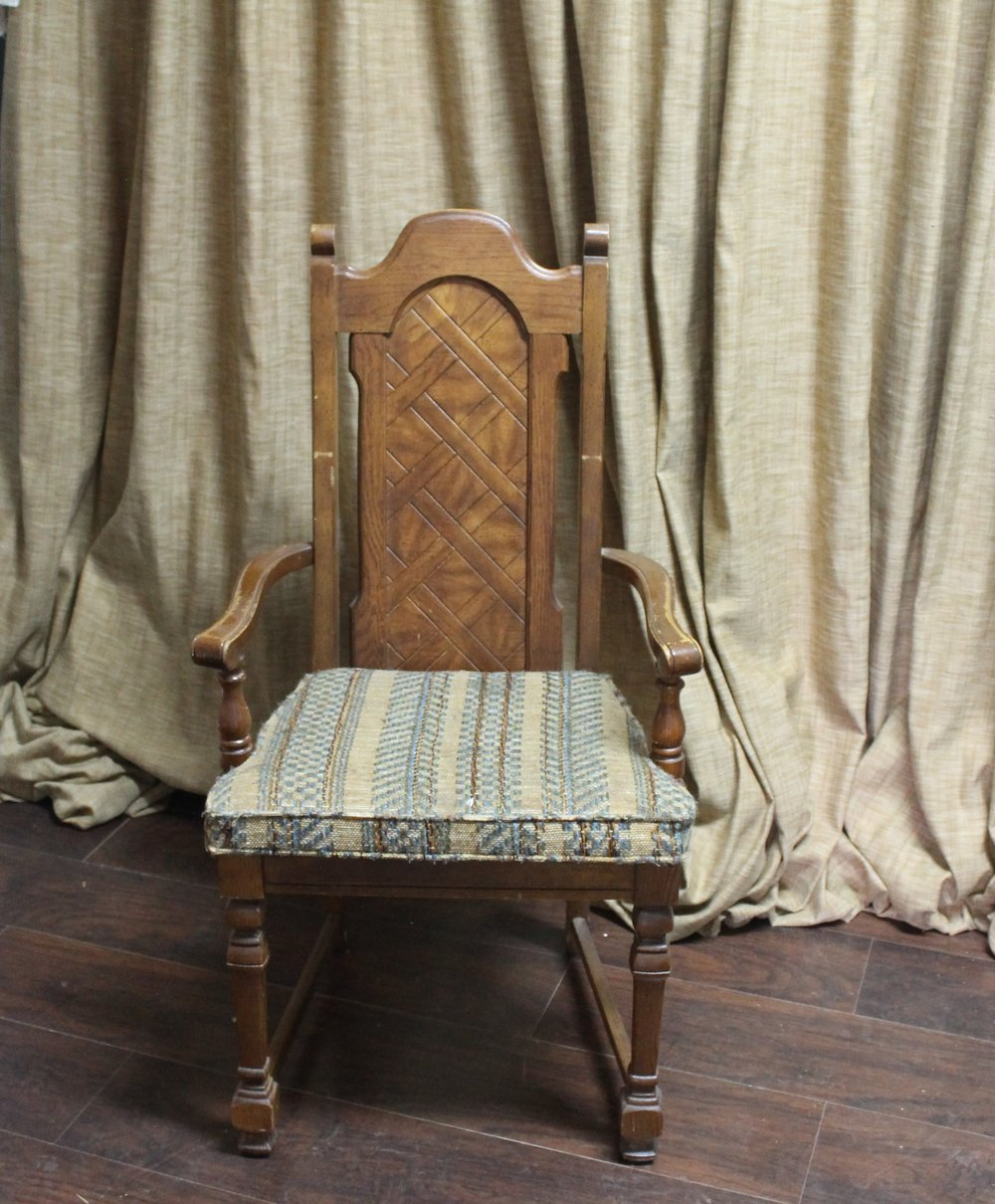 Ethel Wooden Chair