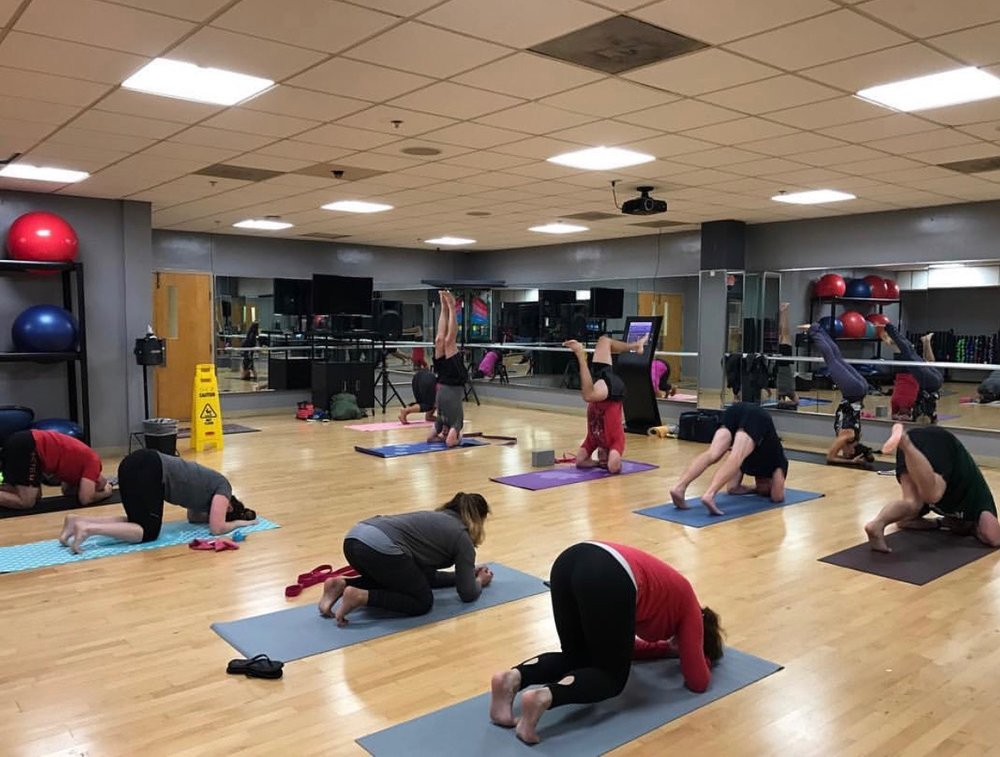 Yoga Flow At Macdill Afb Yoga And Kale