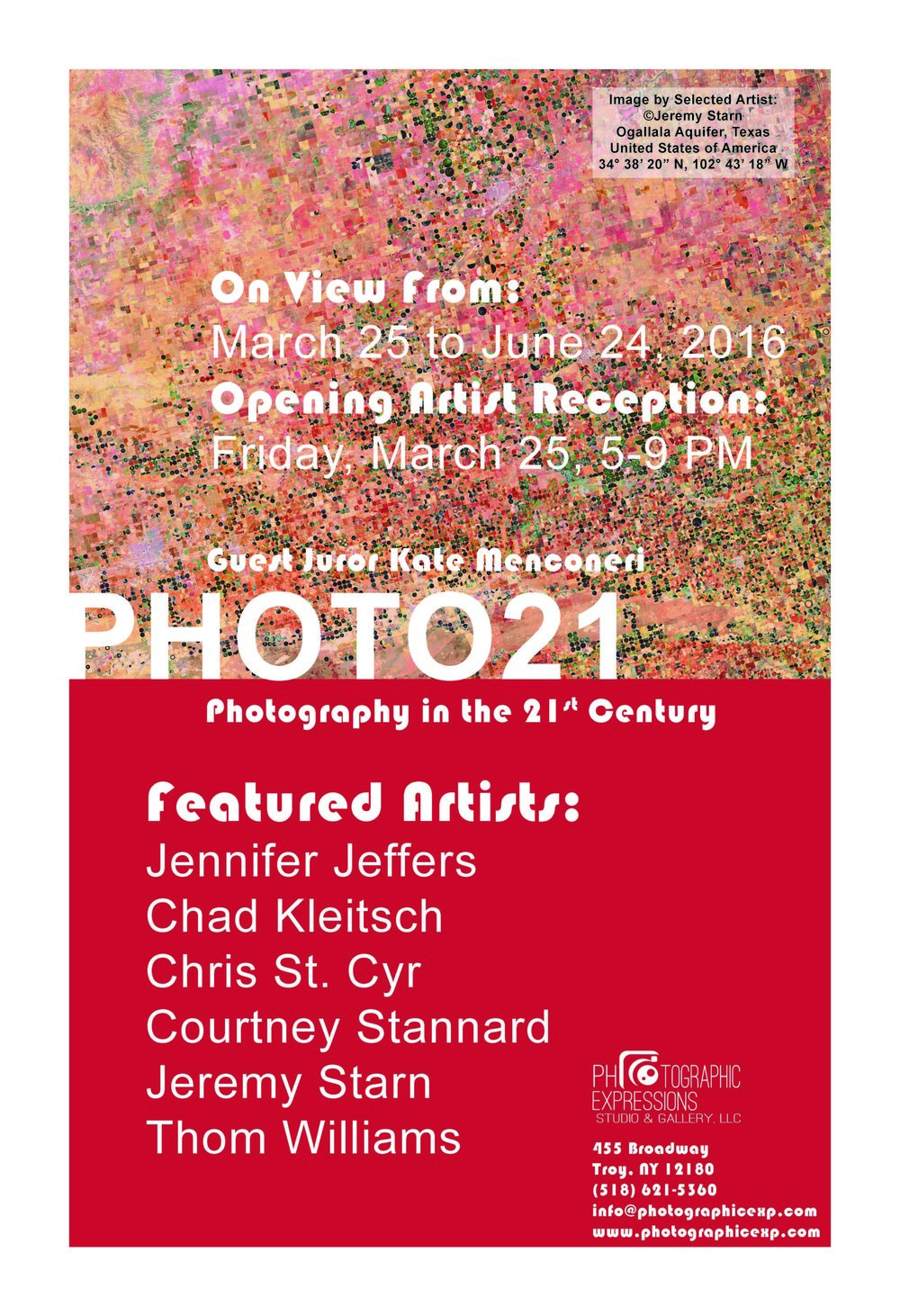 GROUP EXHIBITION: PHOTO21: Photography in the 21st Century