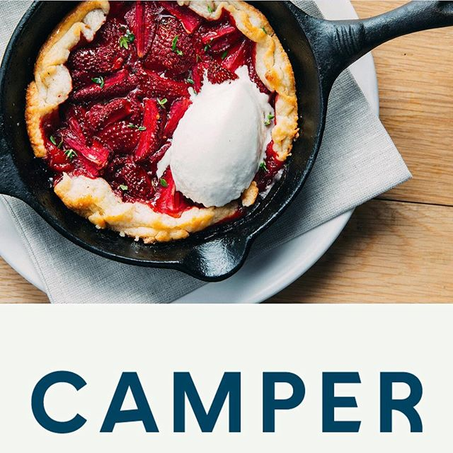 NEWSFLASH 🗞sweet news from one of our favorite chefs we love to collaborate with at THE SALON @gregkuziacarmel is opening his new restaurant Camper in MP @campermp who's salivating? 🖤#atthesalon #jointheconversation . . . #sparking #conversation #community #siliconvalley #greateats #chef #bayareabuzz #menlopark #inspired #greatfood #greatcompany #creativity #foodie #foodiegram #chefsofinstagram #talented #instaeats #provoking #sensibility #art #culture #society #progress #style #california #thirdplace #thesalon #thesalonnieres
