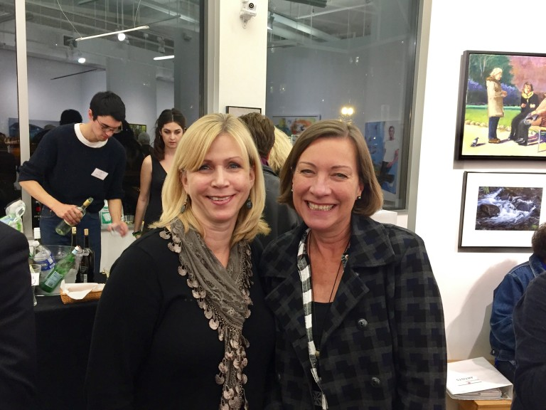 Carol Moore and Susi Cora, Touchstone Foundation for the Arts Emerging Artist Fellows (2016-2018)
