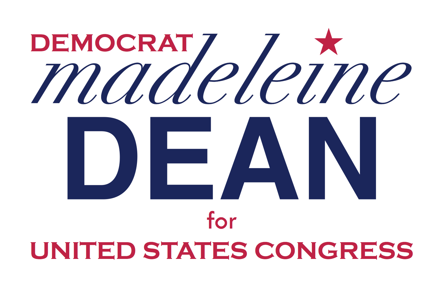 Madeleine Dean for United States Congress