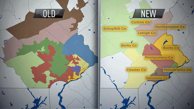 More Pennsylvania Republicans Try to Halt New District Map - NBC 10