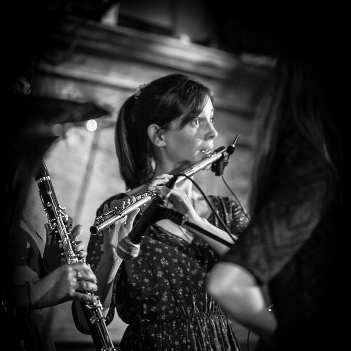 Hannah Dunster - Flute