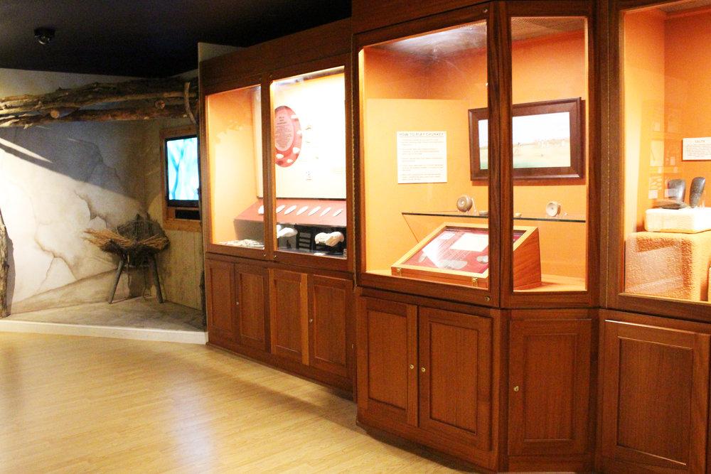 Archaic Exhibit