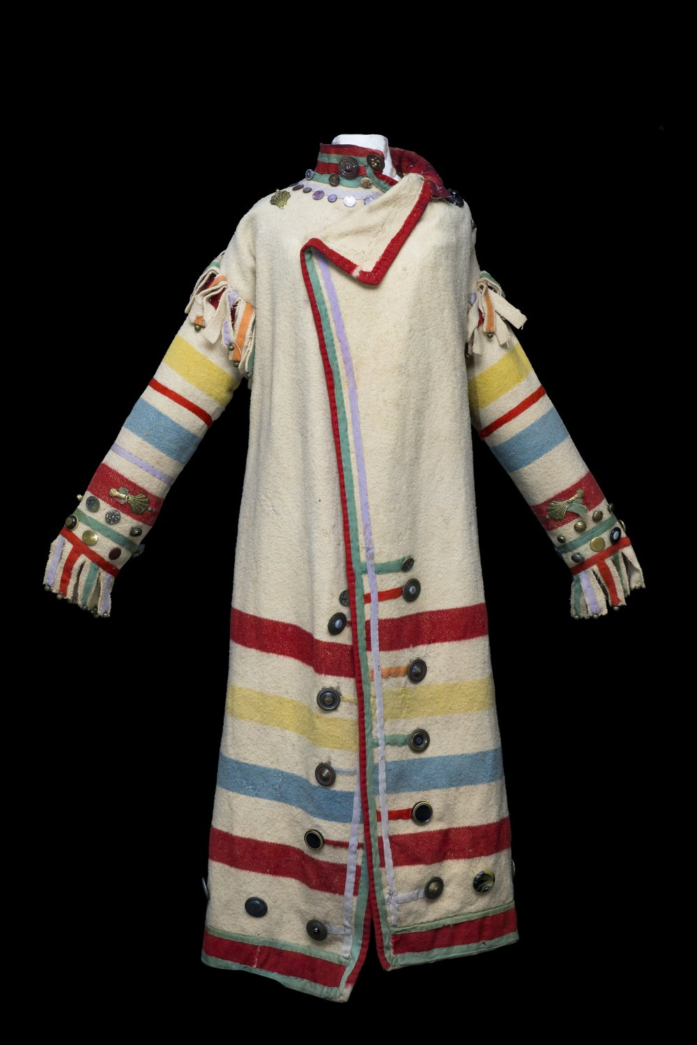Plains Trade Blanket Coat