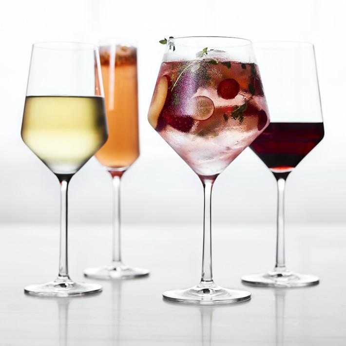 Williams Sonoma Schott Zwiesel Wine Glasses