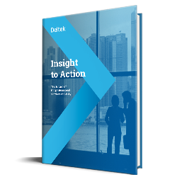 Insight to Action - Deltek report