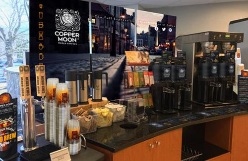 City Street Coffee Station