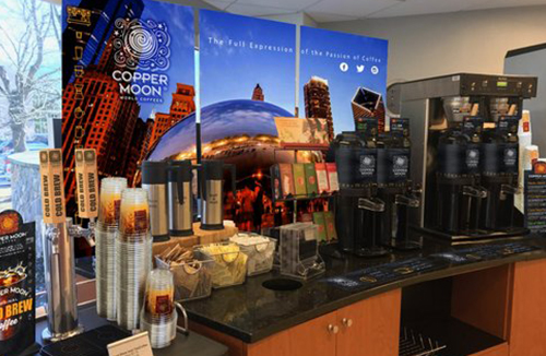 Chicago Coffee Station