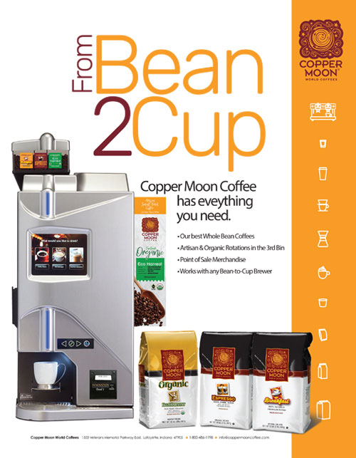 From Bean 2 Cup