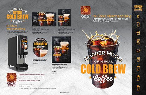 Cold Brew In-Store Merchandising