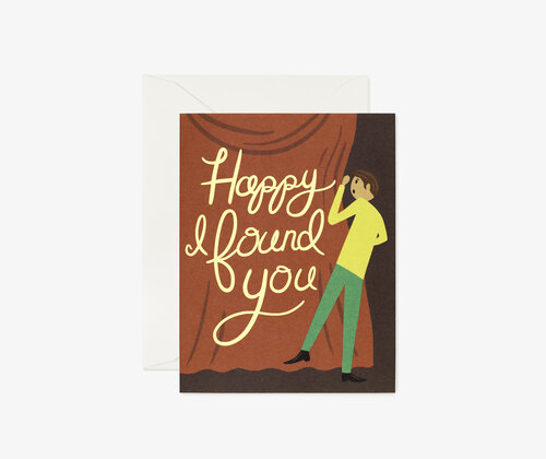 Greeting cards courage card co all greeting card i found you m4hsunfo
