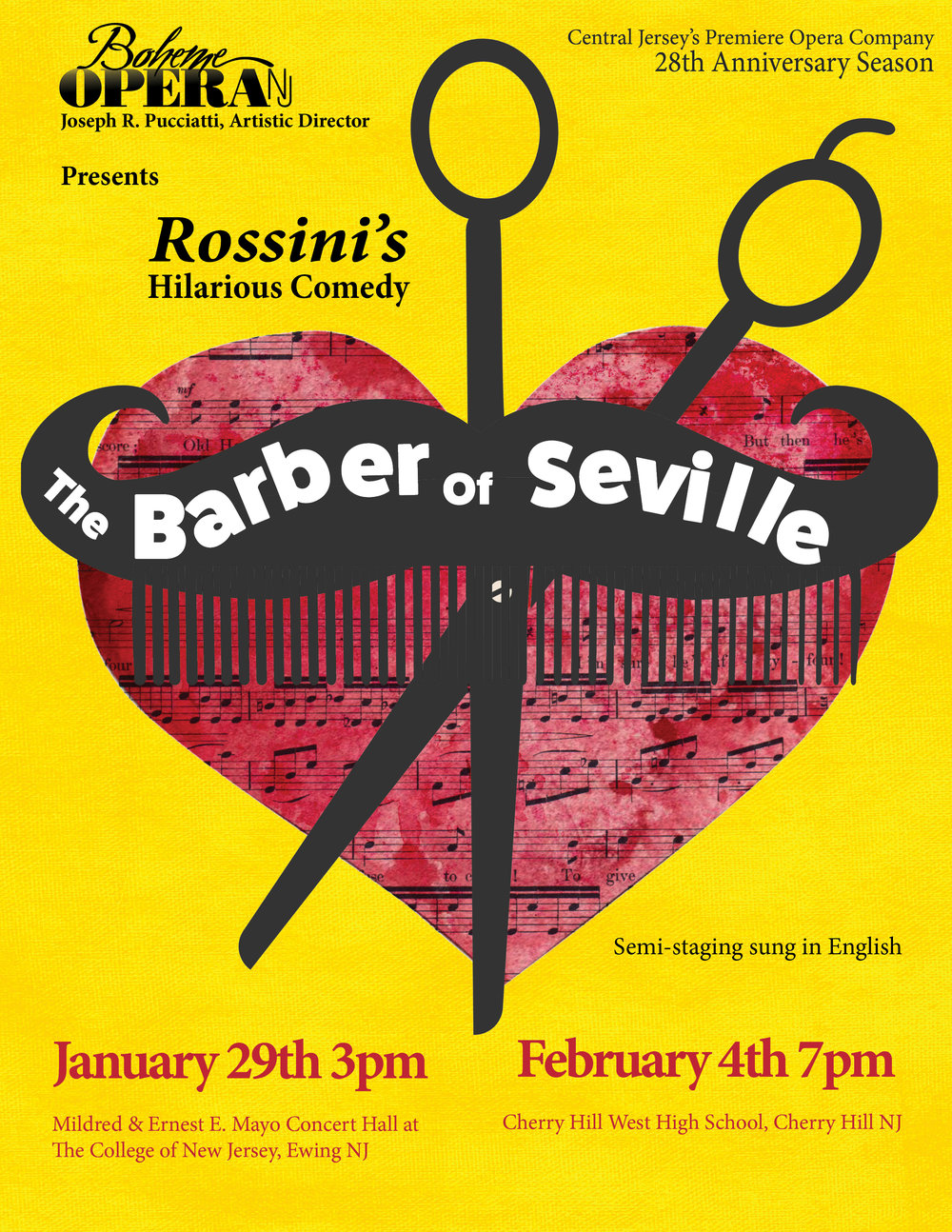 Winter 2017- The Barber of Seville