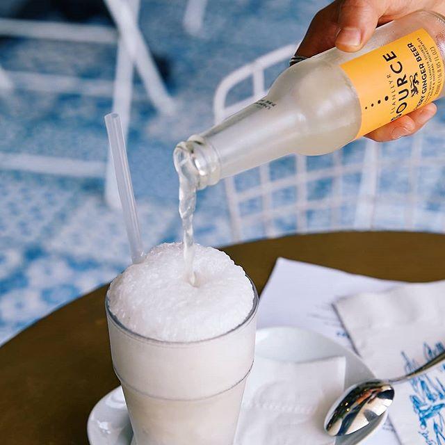Pour it up, pour it up. 👅 #theGablesLA