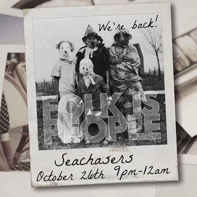 October 26th....save the date @sechaserslounge. #livemusic #jaxbeach #jacksonvillebeach #neptunebeach #atlanticbeach #unf #duval #fscj #ju #drinks #livemusicvenue #thingstodo #jaxbeachmusic #904happyhour
