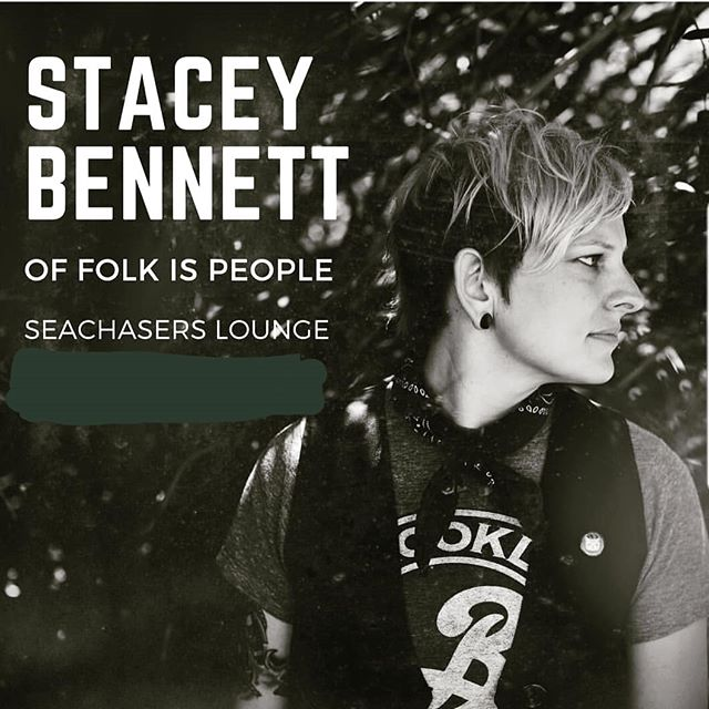 TONIGHT 9-12a...Reverse Happy Hour!!! Half price IPAS, amazing cocktails and HAPPY music. Come unwind after the long week as we welcome Stacey Bennett to the stage!