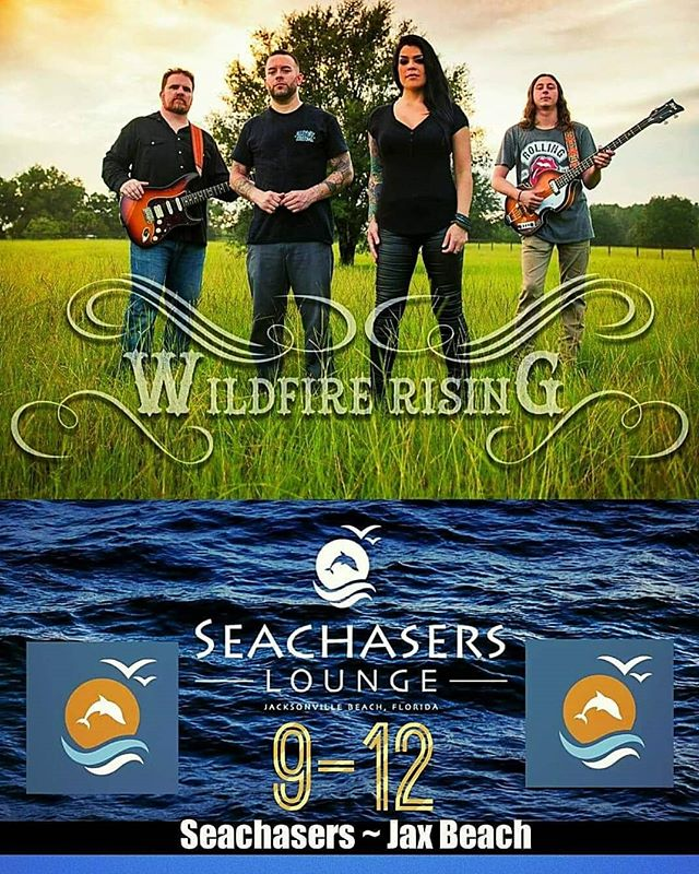 Thanksgiving weekend blow out at the beach! Come join us for reverse happy hour and get your groove on as we welcome Wildfire Rising to the stage! Gather your friends and family who are in town for the weekend and throw back some local IPAS and moonshine cocktails! #thanksgiving2018 #jacksonvillebeach #jaxbeach #jaxbeachmusic #904happyhour #thingstodo #livemusicvenue #unf #fcsj #neptunebeach #atlanticbeach #folioweekly #eujax
