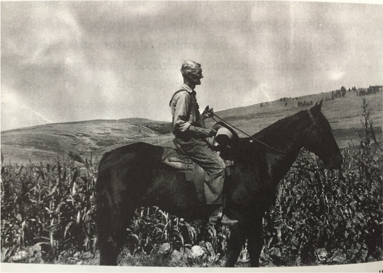 Bill Randolph On Horse.png