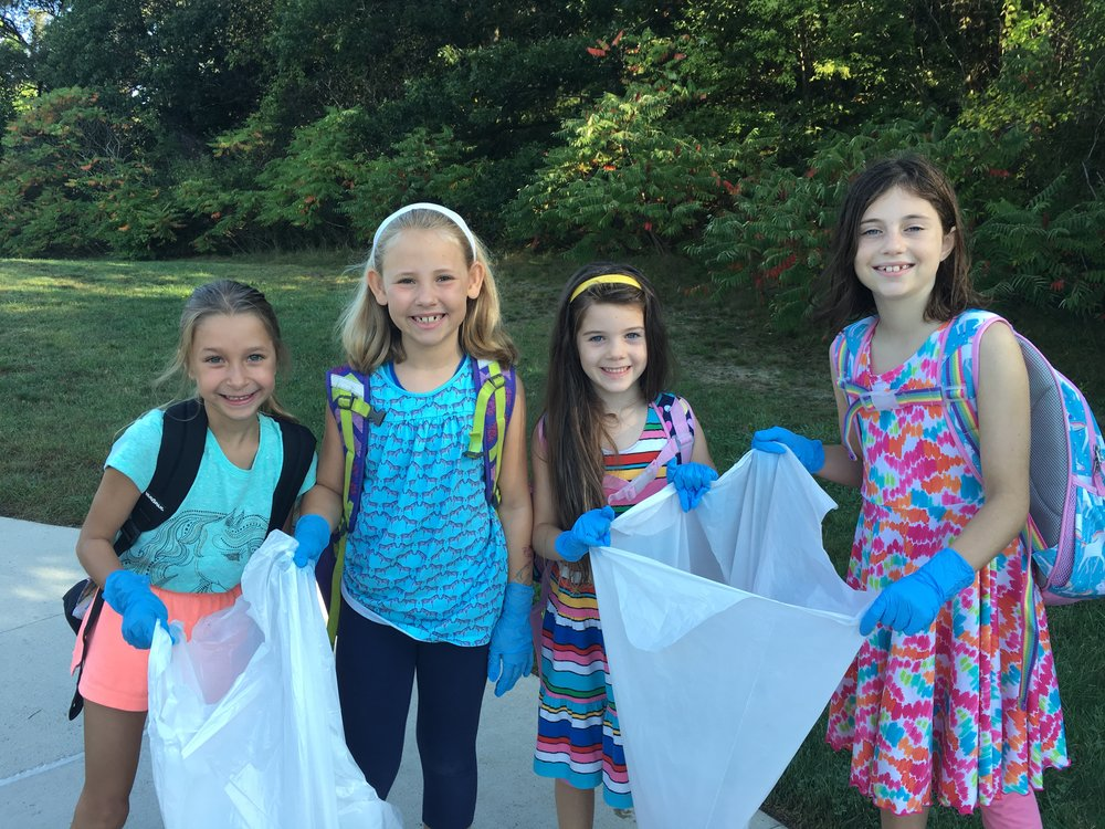 Science Park Clean Up - Community Service