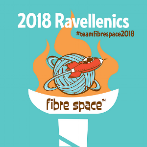 The #teamfibrespace Ravatar!