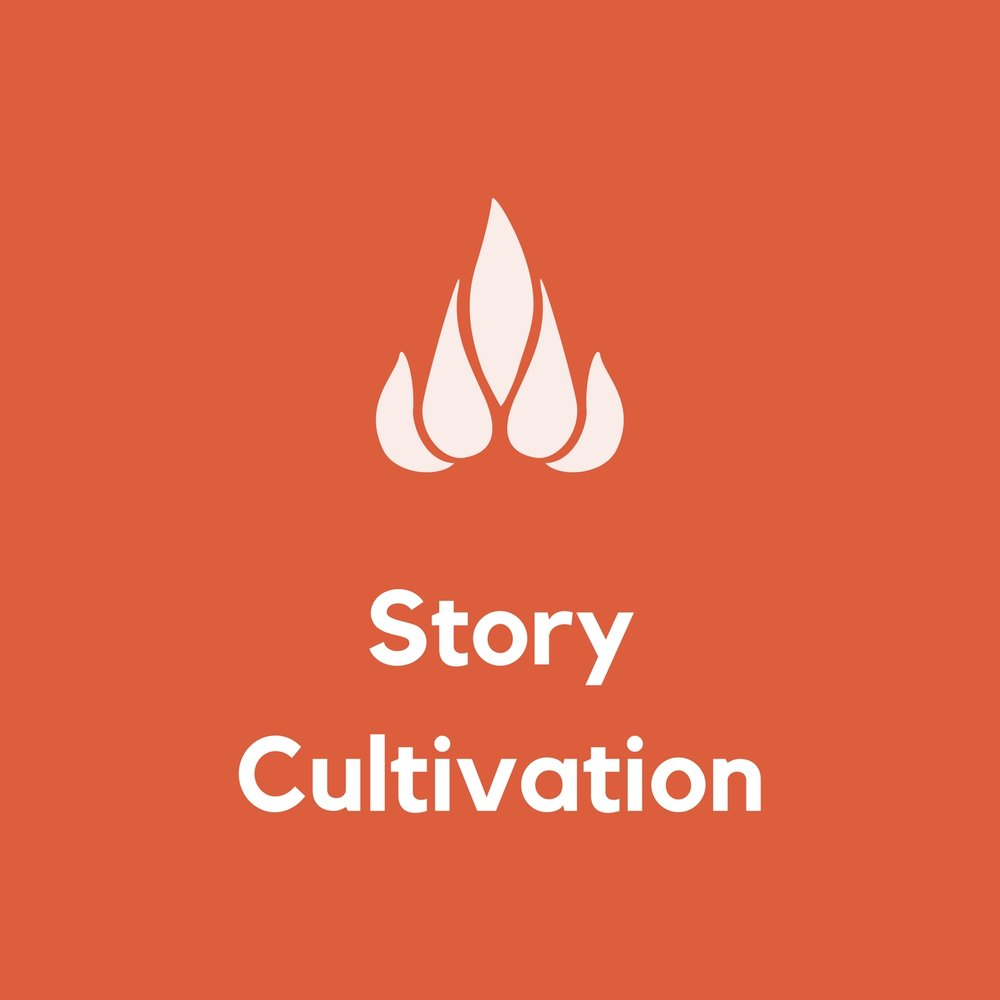 being kate being | kate thompson story cultivation build your story