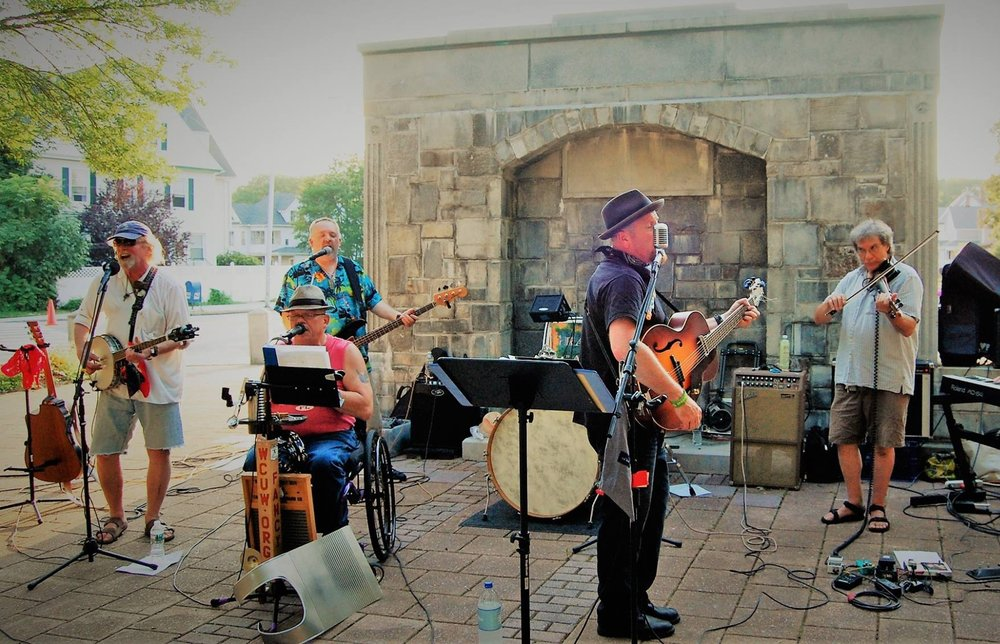 Grade A Fancy performs at Newton Square on Tuesday, July 18th, 2017.