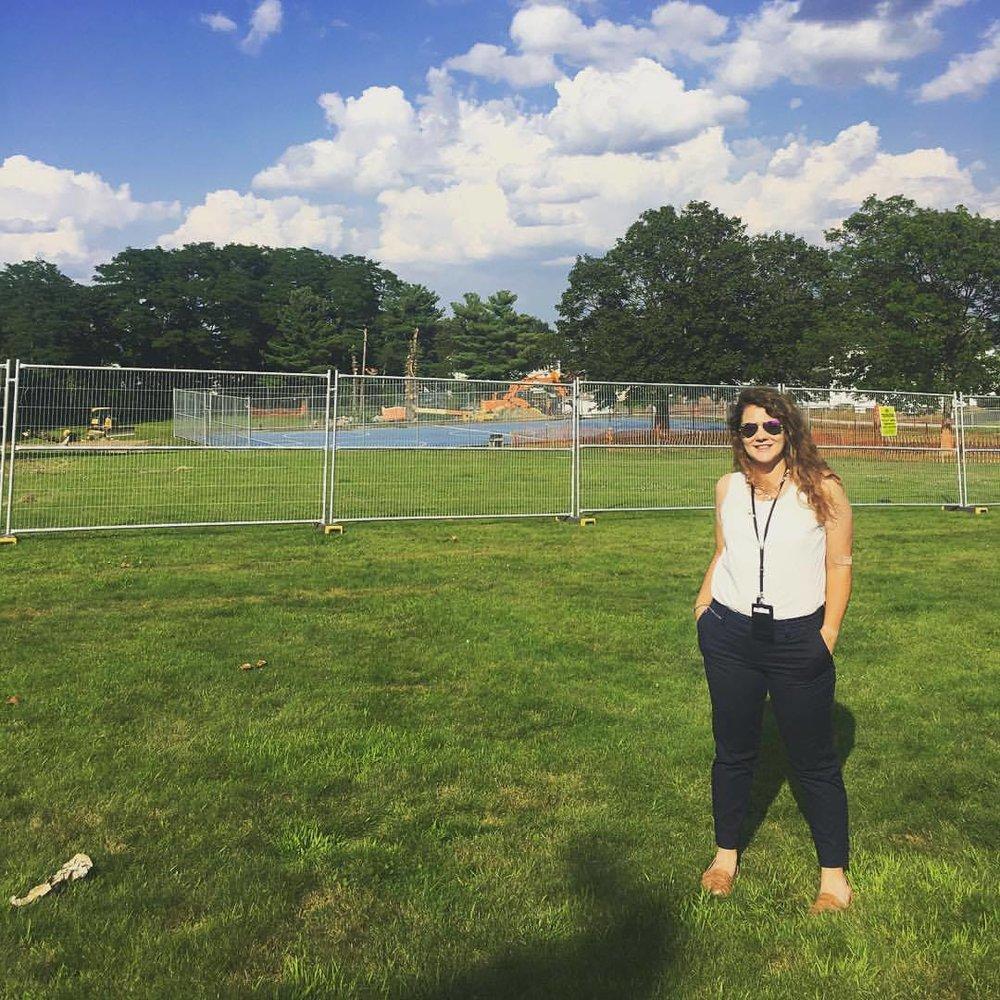 #43 - Holmes Field
