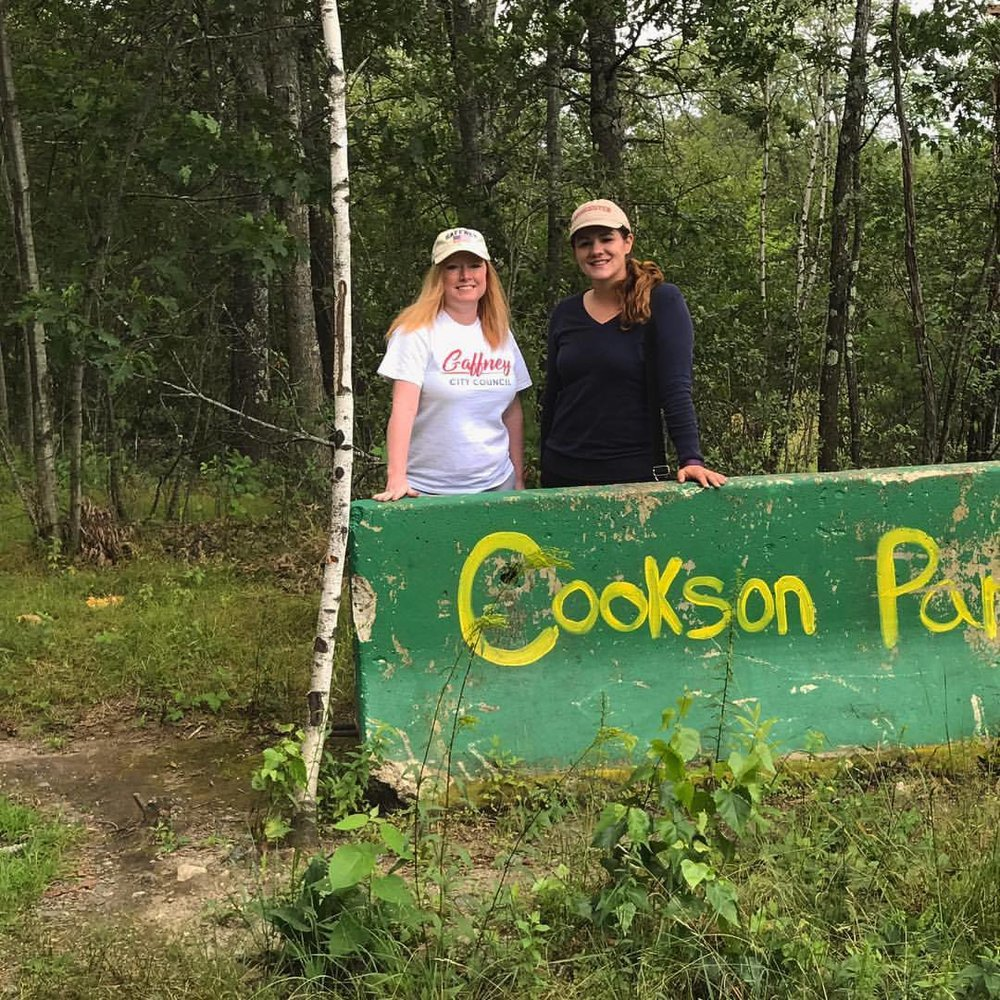 #38 - Cookson Park