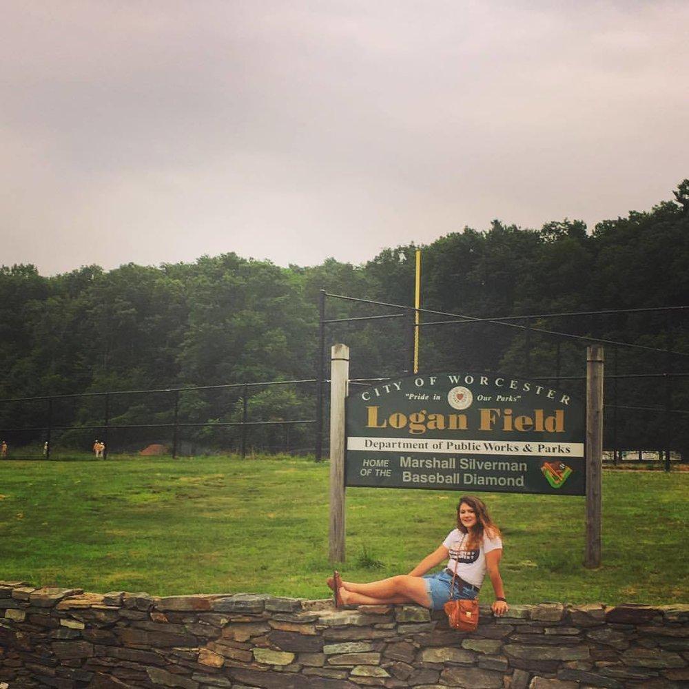 #31 - Logan Field