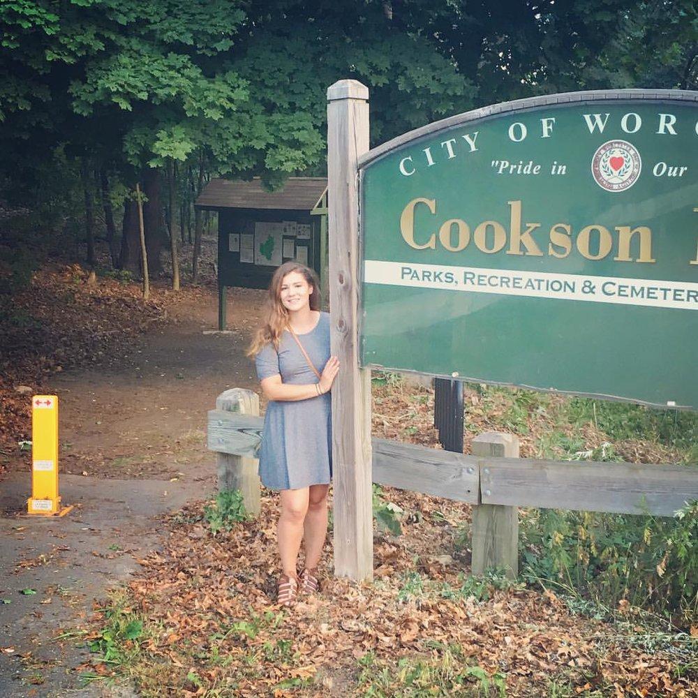 #18 - Cookson Park